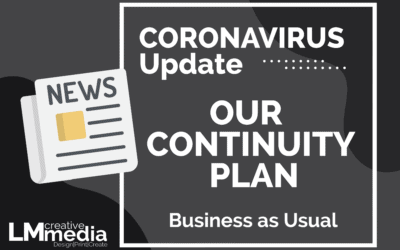 CORONAVIRUS  UPDATE | OUR CONTINUITY PLAN