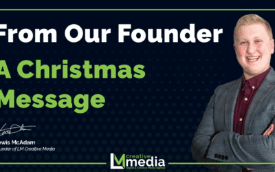 From Our Founder: A Christmas Message